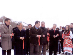 Completion Ceremony for the Zletovica Basin Water Utilization Improvement Project